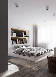 Bedroom Designs: Monochromatic Bedroom With Artwork - Artistic Bedrooms