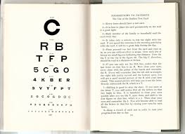 Font Size Chart Pdf Exact Size Of Snellen Chart What Font Is Used For Eye Chart