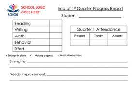Quarterly Status Report Template Editable Quarterly Progress Report Template
