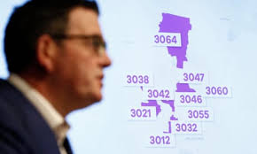 It comes after a surge in cases in the main. Daniel Andrews Announces 10 Postcodes Returning To Stage 3 Stay At Home Laws As It Happened World News The Guardian