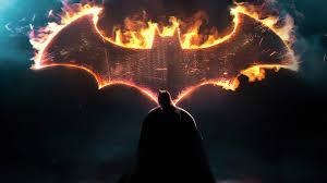 Batman Dark Knight Logo 4K Wallpaper #4 ...
