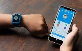 Dùng thử đồng hồ thông minh trẻ em Oaxis myFirst Fone S2