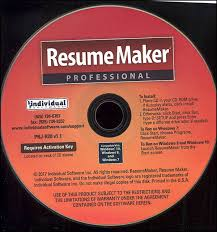 Resume Maker Professional Deluxe 20 Individual Software 021775