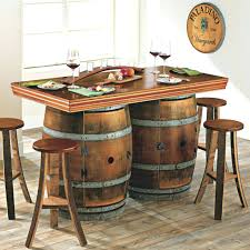 wine barrel furniture plans. Wine Barrel Furniture Plans Able Bourbonable Coffee Table Free Rocking Chair Stave
