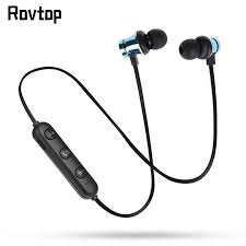 Rovtop <b>3.5mm Wired</b> In Ear <b>Earphone High</b> Bass Dual Drive Stereo ...