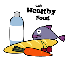 healthy food clipart. Simple Healthy Children Eating Healthy Food  Clipart Panda  Free Images And R