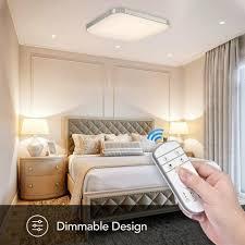 48w Led Deckenleuchte Deckenlampe Wohnzimmer Badleuchte