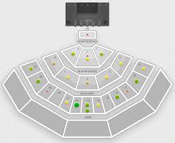 Foo Fighters Milwaukee Seating Chart Marcus Amphitheater Has Your Milwaukee Summer Shows Tba