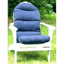 high back patio cushions blue patio cushions navy blue high back patio chair cushions high quality outdoor replacement cushions