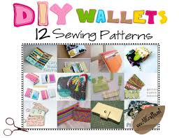 Free Wallet Patterns Cool DIY Wallets 48 Sewing Patterns AllCrafts Free Crafts Update