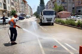 Elazığ Belediyesi, afetin izlerini siliyor - Haber Elazığ ...