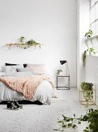 bedroom idea. Interesting Idea BudgetFriendly Minimalist  Subtle Plants Add Just The Balance To A  Minimalist Bedroom Throughout Bedroom Idea 2