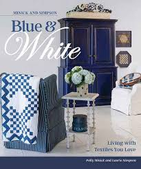 blue and white furniture. minick and simpson blue u0026 white living with textiles you furniture a