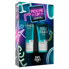 details about tigi bed head pick me up gift set