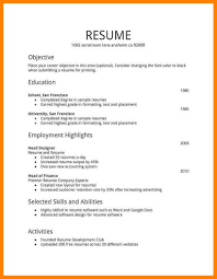 Resume Formatting In Word Resume Format For Freshers Free Download In Ms Word Profesional 19