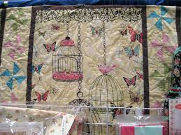 Art designed to Inspire: Road to California Quilt Show & Here is a quilt made from our fabric collection