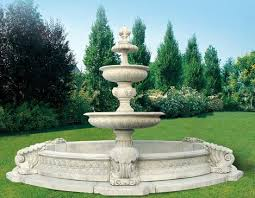 chic large outdoor garden fountains fountain statue garden water fountains for sale water for sale d65