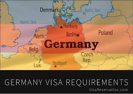 Guide Germany Complete A Visa Reservation To Requirements 1Z6cq