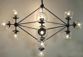 small mickey metal and glass chandelier metal chandelier wall art