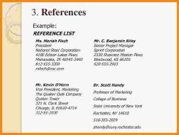 Reference Resume Examples Discreetliasons Com References On Cv Resume Example Best Of
