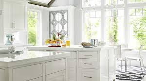 Decorating A White Kitchen Glossy White Kitchen White Kitchen Decorating Ideas