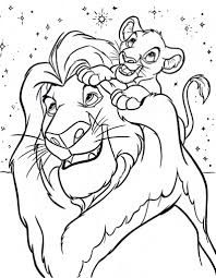 Lion King Coloring Pages Disney Coloring Pages Disney Coloring