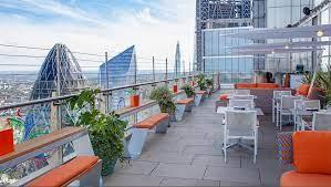 11 best rooftop restaurants in london