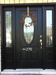 Black Upvc Front Doors Ideas, Design, Pics & Examples ...