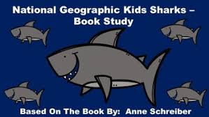 national geographic kids sharks book study