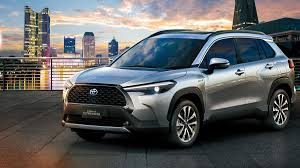 2021 Toyota Corolla Cross is a new affordable SUV likely headed to America  - Roadshow