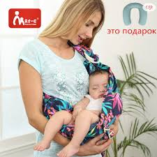 Aliexpress.com : Buy Hot Sell Cotton Baby Slings and Wraps Carrier ...