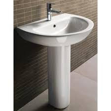 Charming Distinguished Foremost Structure Lavatory Pedestal Sink Combo In For  Throughout Miraculous Ada Compliant Pedestal Sink Your
