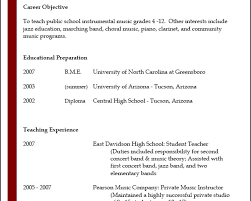 aaaaeroincus gorgeous examples of good resumes that get jobs aaaaeroincus magnificent resumes national association for music education nafme appealing sample resume and winning premade