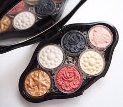 makeup palette anna sui autumn 2016 collection