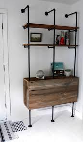 Mechanical Plumbing Pipe Furniture Ideas (12)