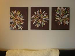 homemade wall art pinterest