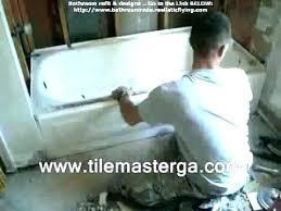 how to install a tub drain replace bathtub drain replace a bathtub how to install a