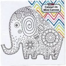 Mother And Baby Elephant Coloring Pages Baby Elephant Coloring