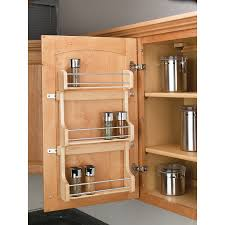 Rev-A-Shelf Wood In-Cabinet Spice Rack