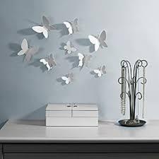 umbra mariposa wall d cor white on debenhams wall art canvases with wall art pictures home debenhams