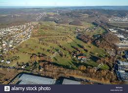 Driving Range Design Aerial View Gelstern Golf Club Restaurant Sascha Heitfeld