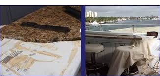 surface surgeon is specially trained in yachts boatarine countertop surface repair whether you require marine repairs to a large countertop we