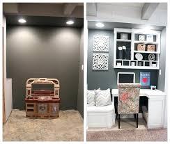 office nook ideas. Office Nook Custom Built In For Basement Home Ideas . K