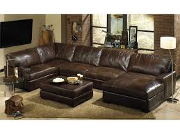 USA Premium Leather 3635 Stationary Living Room Group