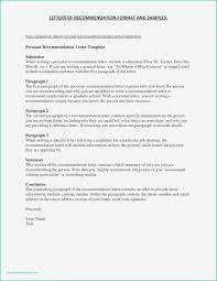 Tenure Recommendation Letter From Student Example Student Teacher Recommendation Letter Examples Letter Of