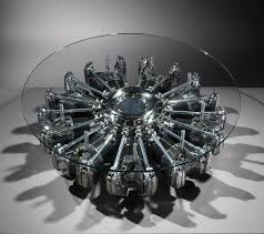 Radial Aircraft Engine Table