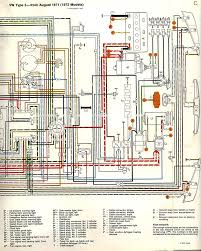 vw beetle wiring diagram image wiring 1972 vw beetle wiring diagram wiring diagram on 1972 vw beetle wiring diagram