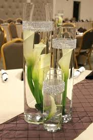 tall cylinder vases for centerpieces glass tall cylinder vases for weddings