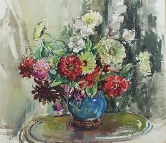 Lot 365 - Marcella Smith, still life, watercolour