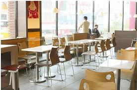 commercial dining tables and chairs. Fast Food Table Chair Set Commercial Cafe Furniture Used And For Restaurant Dining Tables Chairs O